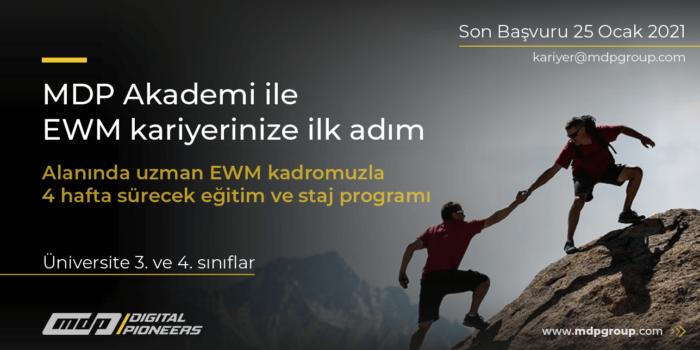 SAP EWM Staj