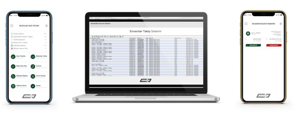 SAP Envanter Takip
